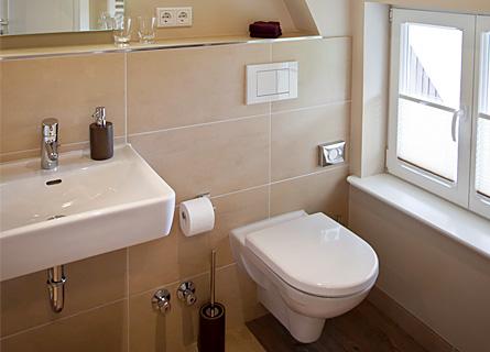 Badezimmer im Zimmer 5